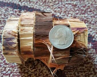 cedar slices, cedar rounds wood for weddings, crafts, home decor