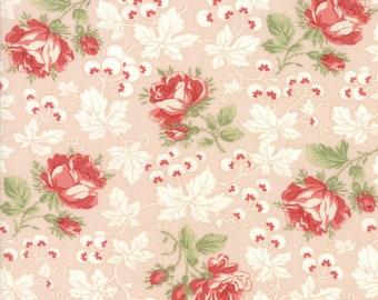 Victoria Pink Ribbon Kensington Garden Yardage  SKU# 44161-11