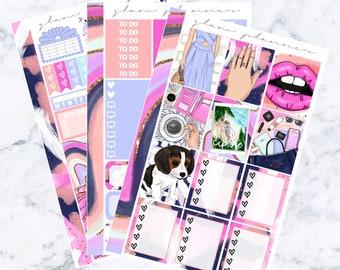 InstaGlam Essentials Sticker Kit