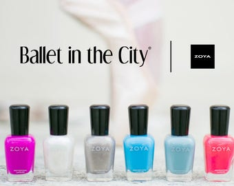 The Ballet in the City MIAMI Collection