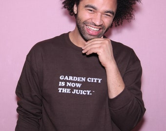 mens large - garden city is now the juicy