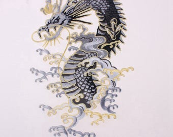 Dragon Sew On Iron On Patch No.193
