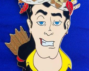 Gaston Autumn Seasons Fantasy pin