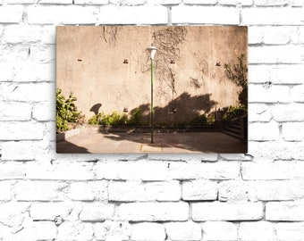 Canvas Print - The lonely Lantern + Fine Art Photography + Wall Art
