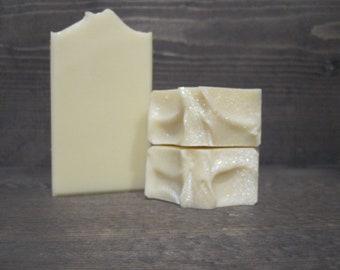 White Jasmine ~ Cold Process Soap