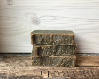 Lime Basil Soap - 3 oz.