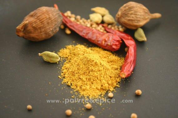 GARAM MASSALA, mélange d'épices