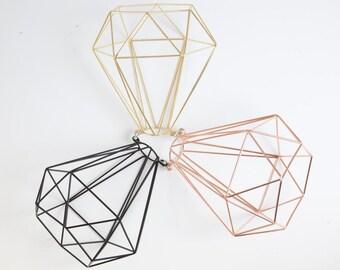Diamond Cage Lampshade