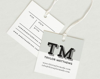 Printed Fabric Label, Price Tag, hang tag custom clothing label, Product labels, Package tags, Product tags, Custom Hang Tag, Logo Tag