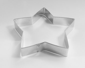 Star Cookie Cutter 5.5 Inches