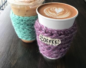 Crocheted Mug Cozy