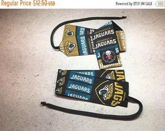 ON SALE Jacksonville Jaguars, Wrist Wrap, WOD, Weightlifting, Athletic