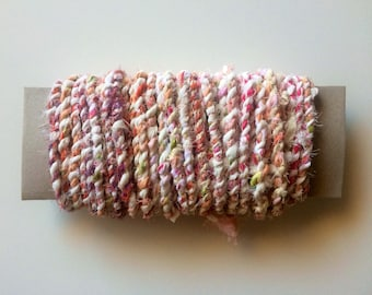 Twine from Recycled Fabric