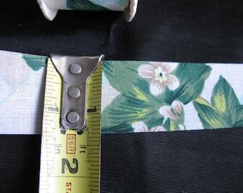 Ribbon Ivy Green / Fabric Ivy Ribbons for Wreaths Gift Basket / craft ribbon 10 yards