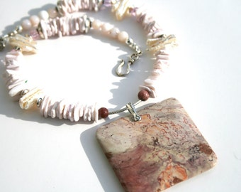 ELLE Shell, FW Pearl, Jasper, Mop and Sterling
