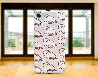 Maneki-neko Cat Cover Iphone X  Neko Samsung S9 case Fortune logo XL case Iphone 8 Lucky Cat cover Pink Galaxy A5 case Iphone 7 case Gifts