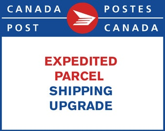 Expedited Parcel - Canada Post upgrade