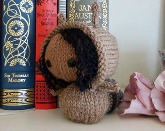 Snail Baby Yesenia, Cute stuffed animal, baby doll