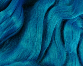 Louet Azure Dyed  Rayon from Bamboo 2 ounce bag