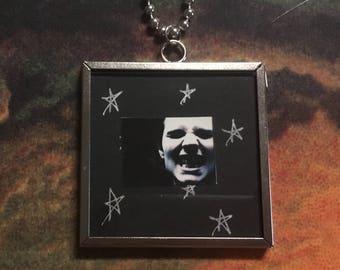 Smashing Pumpkins Billy Corgan  necklace