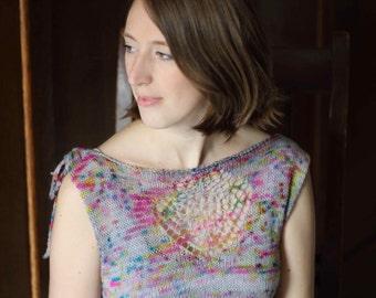 Vesperis PDF knitting pattern