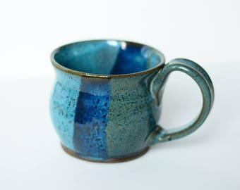 Blue Stargazer Mug