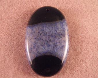 Druzy Agate Pendant Bead Semi Precious Gemstone Canadian Shipping