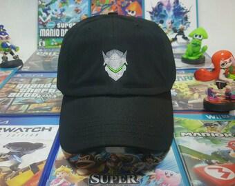 Overwatch Genji Cap