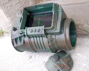 Pip Boy 3000 HIGH DETAIL PAINTING 3D Printed Phone Case