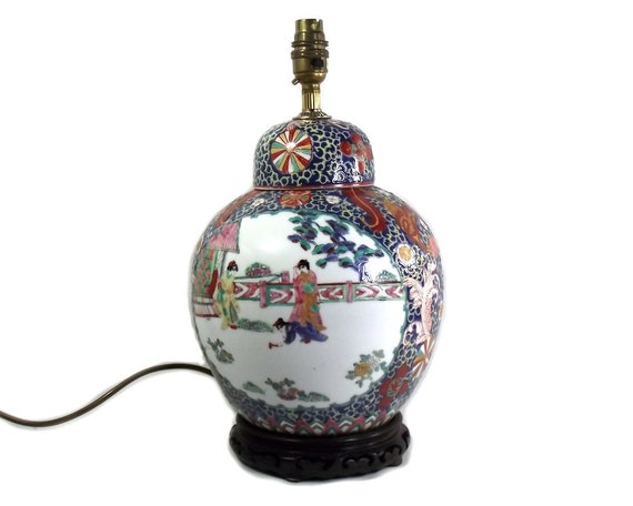 Beautiful Chinese Table Lamp Base