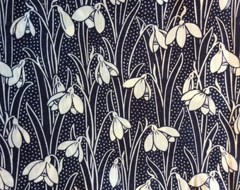 Tana lawn fabric from Liberty of London, Hesketh