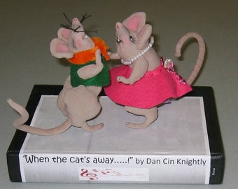 Ragtime Rats by Sharon Mitchell