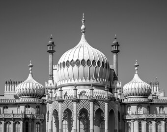 Brighton Photography, Brighton England, Brighton Wall Art, Black and White Photography