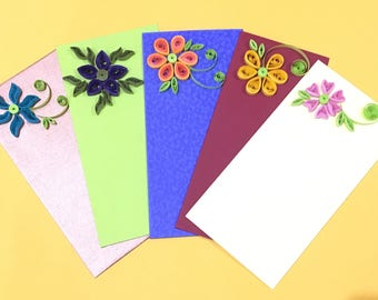 Gift envelopes for cash