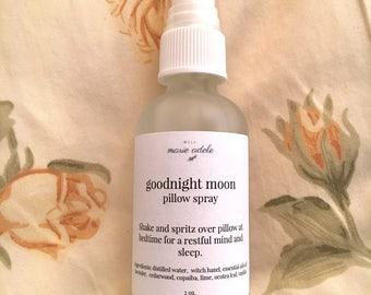 Goodnight Moon Pillow Spray