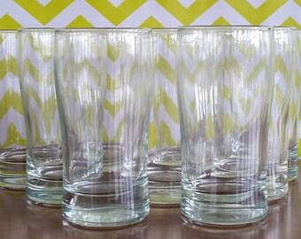1960's Libbey Glass Juice Glass