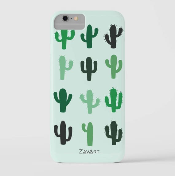 CACTUS phone case, iPhone 7 case, iPhone 6 case, iPhone 6S case, iPhone 5S case, iPhone SE case, Huawei P9 Lite case, Huawei P10 case, cover