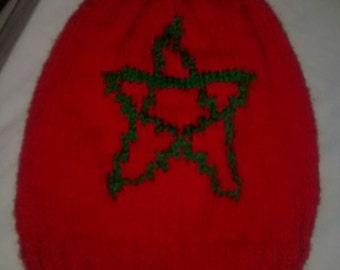 Bonnet flag Morocco one size adult