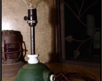 Industrial Steampunk Lamp
