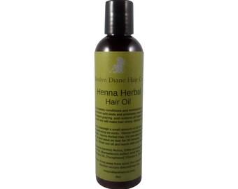 Henna Herbal Hair Oil