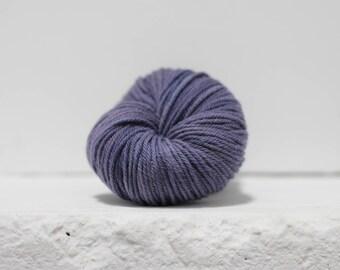 Bluebottle// Hand dyed yarn // Castaway DK - 100gm