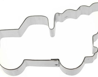 Truck with Tree Cookie Cutter 5''