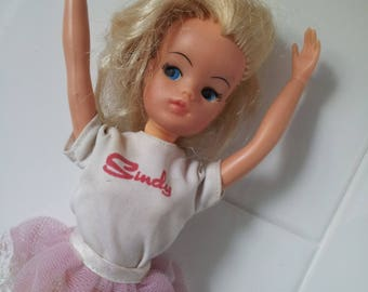 Vintage SINDY Doll MARX TOYS Ballerina