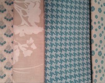 Rosecliff Manor 4 Yard Fabric Bundle By Riley Blake Designs