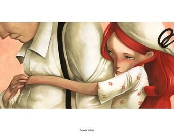 Print- Abbraccio