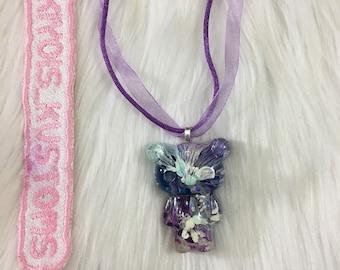 Kuma Necklace 1