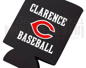 Clarence Baseball Drink Sleeve