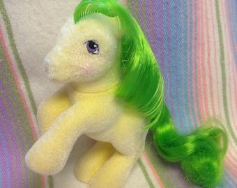 Vintage G1 My Little Pony ~Magic Star~ So Soft Pony