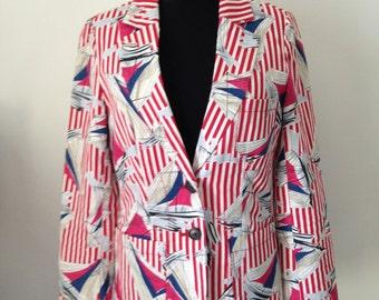 Jacket woman, cotton, Tommy Hilfiger, 6, 36