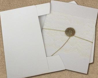 Invitation Mailer - Thick Envelope